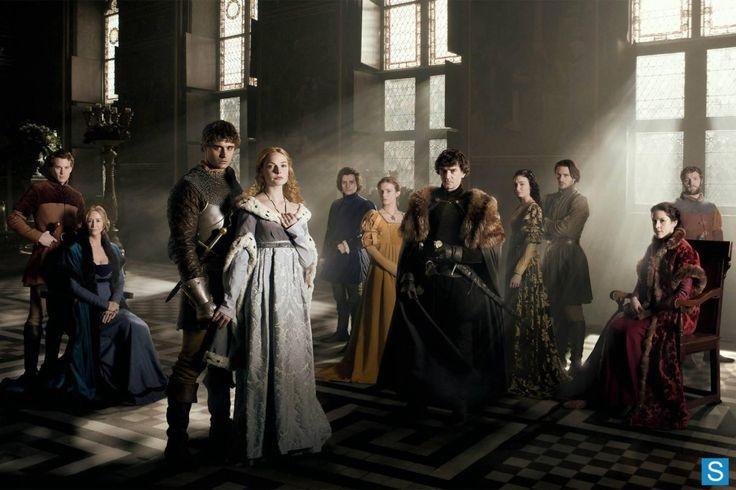Cast of 'The White Queen' #Starz