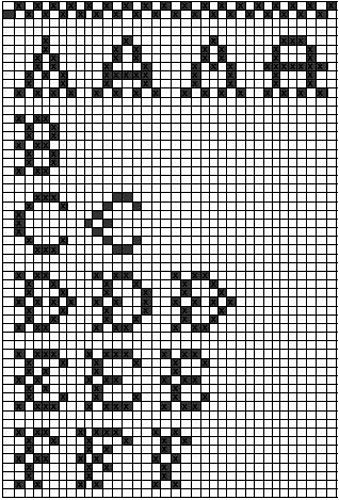 100 best graph paper charts for needlework images on Pinterest - cross stitch graph paper