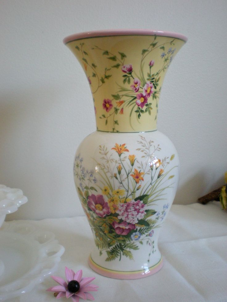 Best images about vases on pinterest mccoy pottery