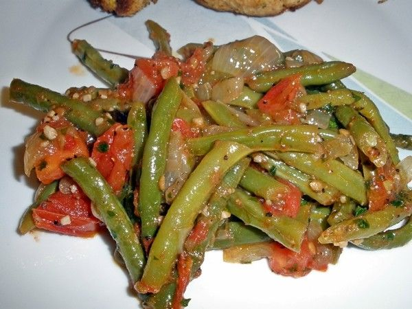 green beans harissa yogurt charred green beans with yogurt farm to ...