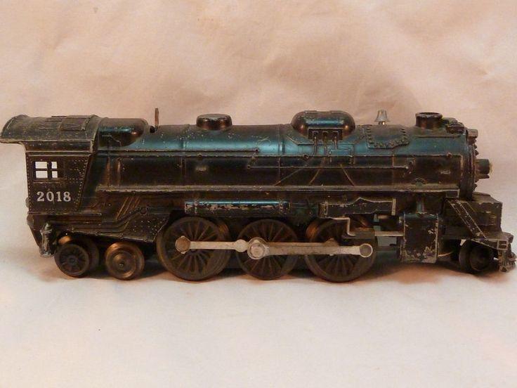 Vintage Lionel Train Engine 2018 Adriatic O27 Gauge 1956-61 Locomotive 2-6-4 USA #Lionel