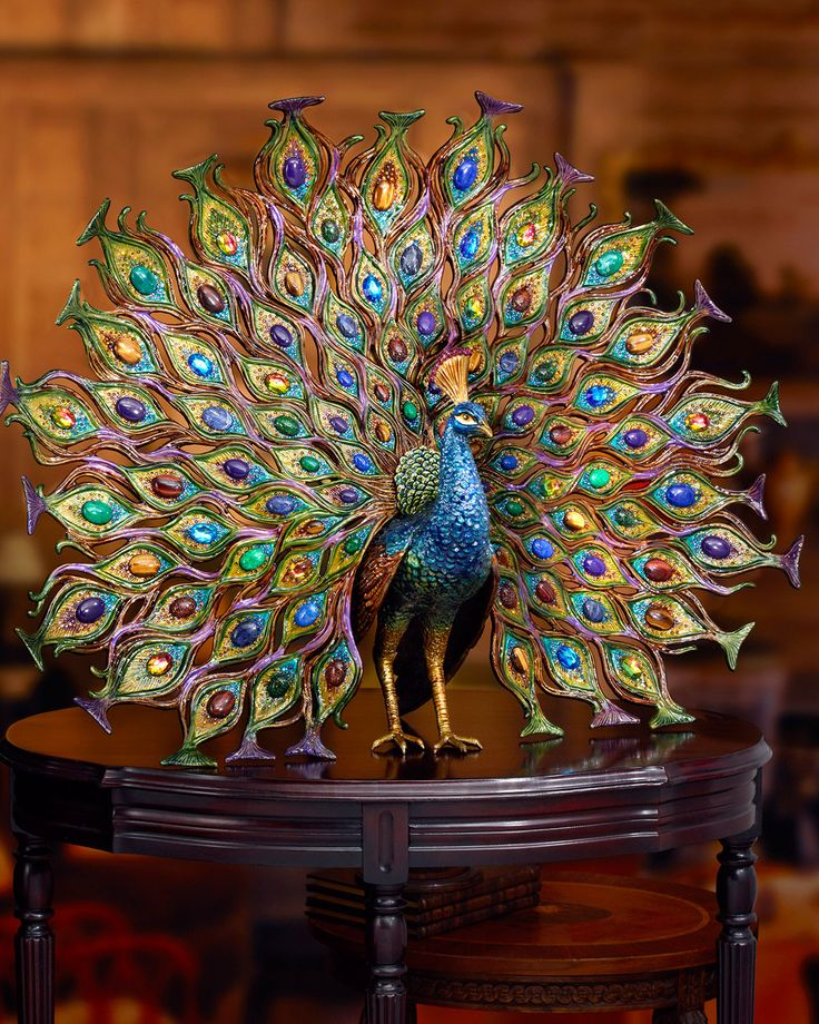 1806 Best Peacock Pristine Images On Pinterest