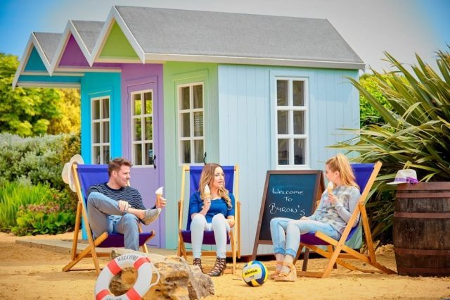 (Seaham Hall) Weird Things To Do In England This Summer: Cool off with adult ice-cream in Durham (Grown-ups visiting Seaham Hall can enjoy an ice cream experience with a difference this summer as the sprawling coastal retreat will launch an array of creatively-flavoured ice creams, boozy liquid nitrogen ice creams and a range of enticing frozen cocktails at its beach hut.)