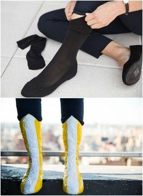 Stiefel für ein Superhelden Kostüm selber machen