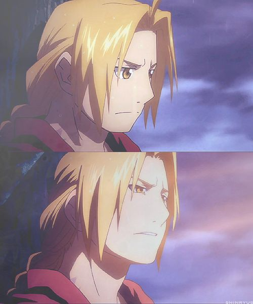 Edward Elric he is just so darn cute :3