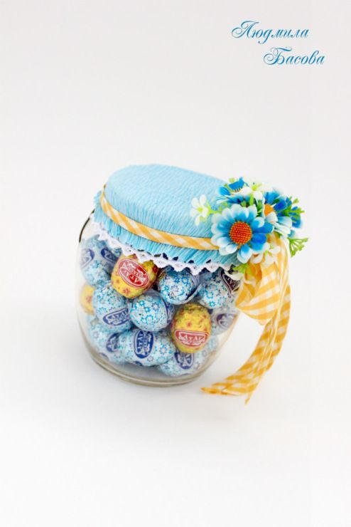 Gallery.ru / Фото #1 - Упаковка подарков, оформление чая, кофе, алкоголя... - Luda-Mila