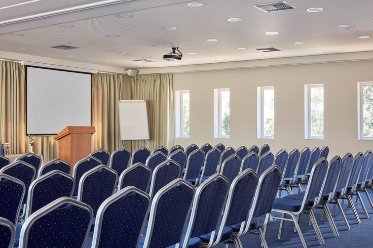 Spacious halls with ample natural light will make a meeting or conference to remember!  #EspritAthens #AttikAthens