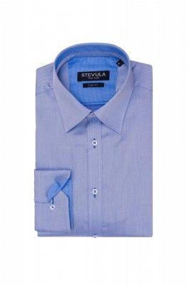 Svetlomodrá pánska košeľa