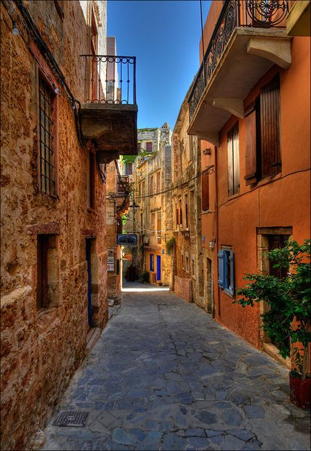 Visit Greece – Exotic Mediterranean Country - Chania, Crete, Greece