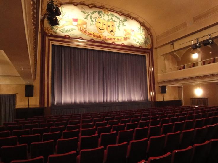 Millowitsch Theater Schließt