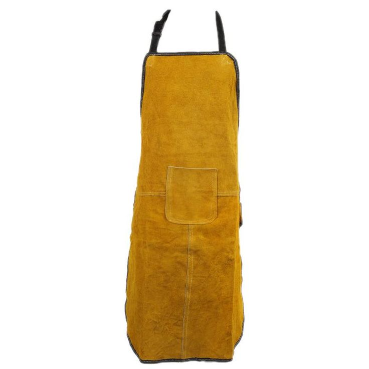 Special Protection Kitchen Accessaries Cow Split Leather Workwear Clothe Argon-arc Welding Leather Apron Home Cleaning Tool. Yesterday's price: US $31.11 (25.89 EUR). Today's price: US $21.47 (17.75 EUR). Discount: 31%.
