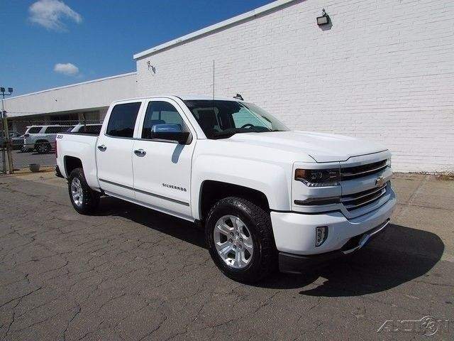 2018 Chevrolet Silverado 1500 2LZ 2018 Chevrolet Silverado 1500 2LZ Pickup Truck New 5.3L V8 16V Automatic 4WD