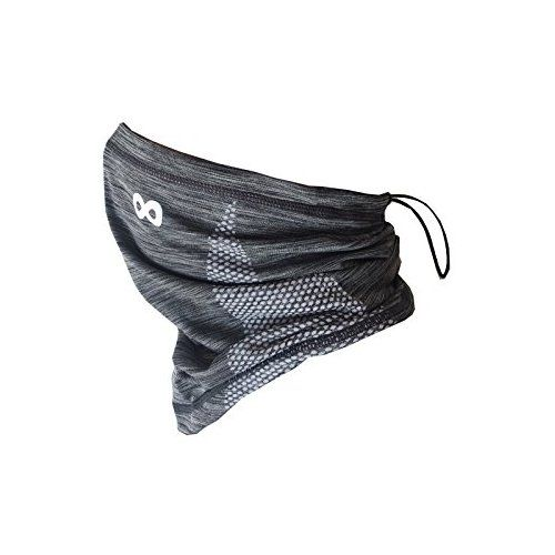 Cycling Skiing Running Walking Neck Warmer Outdoor Sports Windproof Dust-Free Motorcycle Gaiter Mask for Men /& Women