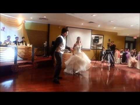 La música de tu boda,... con un primer baile con una súper coreografía. #PrimerBaileBodas