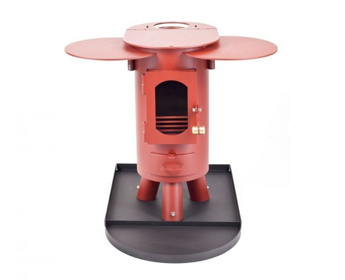 Portable Wood Burning Camping Stove £565 @ Boutique Camping