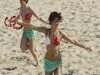 #BeachSoccer: #Spettacolo anche negli intervalli delle gare con il corpo di #ballo