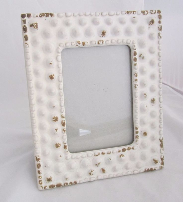ceramic beach inspired picture frames #Nautical