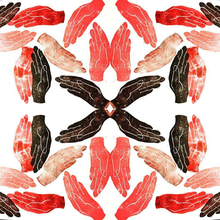 Lino pattern