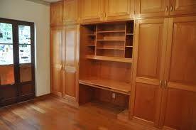 closet de madera con escritorio - Buscar con Google
