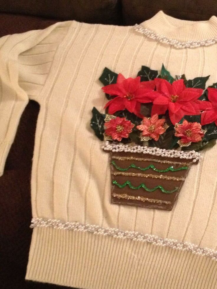 Best homemade ugly christmas sweaters