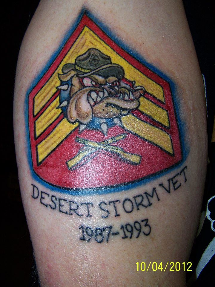 34 best usmc tats images on pinterest marine corps for Tattoo shops in oceanside