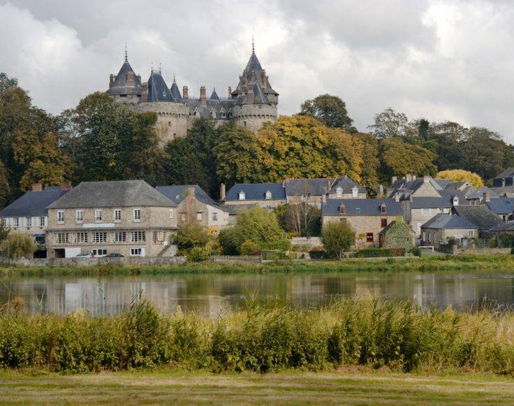 Combourg, Bretagne, France.