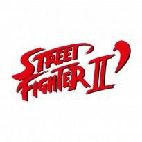 Street Fighter II vector logo Logo. Get this logo in Vector format from http://logovectors.net/street-fighter-ii-vector-logo/