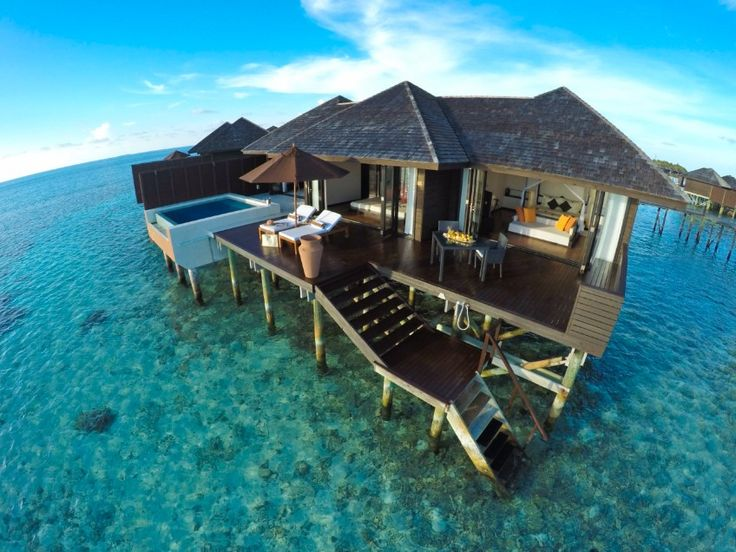 Boutique resort in Maldives. / boutique resort, maldives, luxurious / #holidayinmaldives #luxurioushouse #interiordesign / More: http://www.designcontract.eu/hospitality/worlds-leading-luxurious-hotels-resorts/