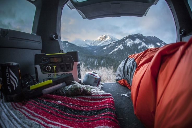 10 Tips For Living Out Of Your Car On A Road Trip