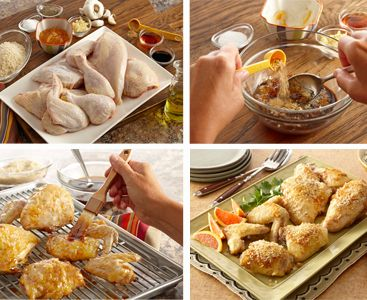 Check out this great recipe on Perdue.com   *** Baked Crispy Orange Chicken ***