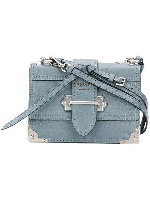 e5c889c406 Prada Cahier shoulder bag