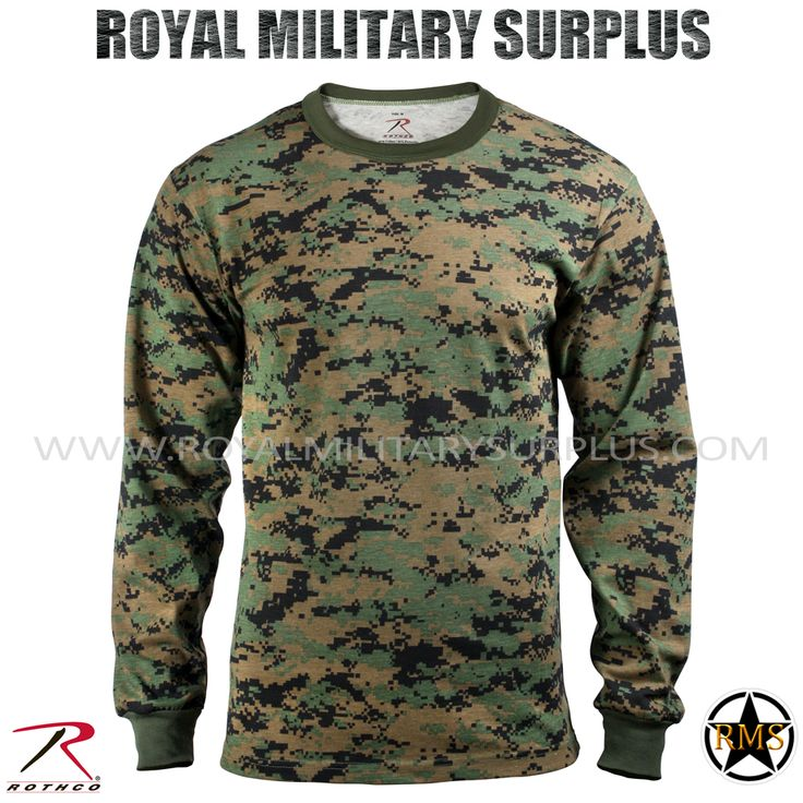T-Shirt - Long Sleeves - US Marines