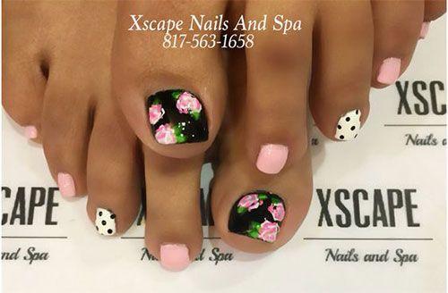 50 best Spring Toe Nail Art Designs images on Pinterest ...