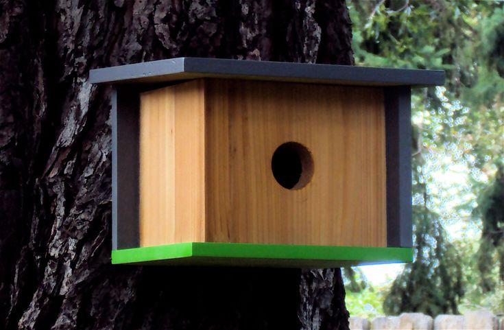 25 Best Ideas About Modern Birdhouses On Pinterest Bird