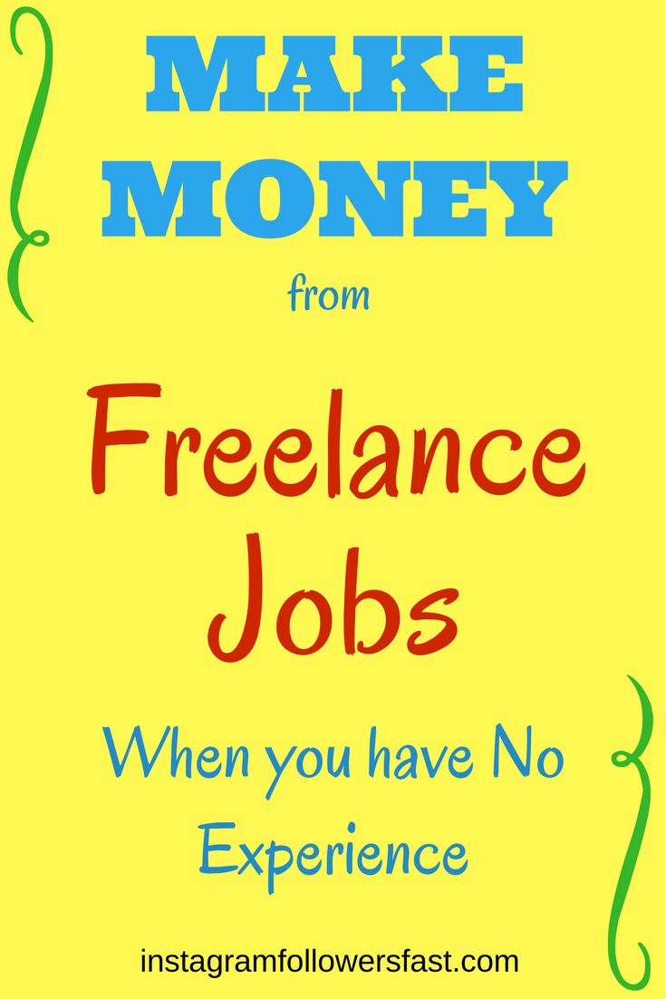 how to get into freelance writing with no experience