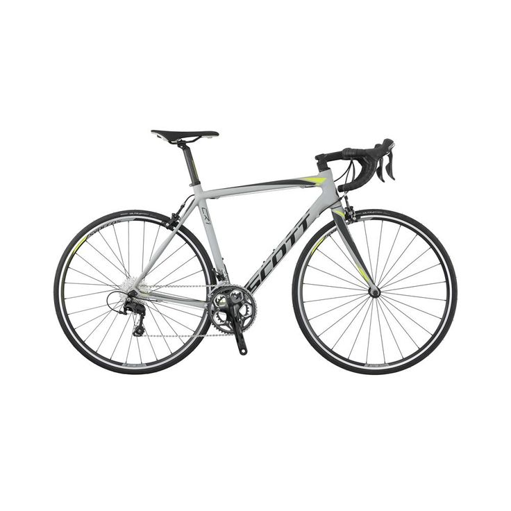 The SCOTT CR1 20s IMP Carbon frame offers the perfect balance of performance and comfort at a more affordable price point Designed to save the rider from shock