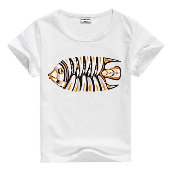 Dětské krásné tričko s krátkým rukávem ryba – détká trička + POŠTOVNÉ ZDARMA Na tento produkt se vztahuje nejen zajímavá sleva, ale také poštovné zdarma! Využij této výhodné nabídky a ušetři na poštovném, stejně jako …