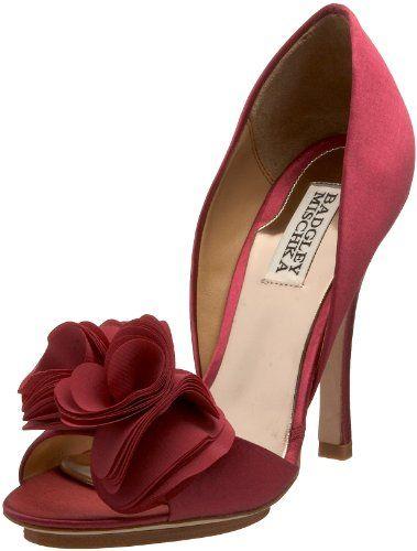 .Dorsay Pump, Mischka Women, Women Randall, Fashion Shoes, Red Shoes, Wedding Heels, Bridesmaid Shoes, Man Shoes, Badgley Mischka