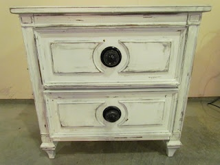 Project Furniture Redo -- Nightstand Makeover