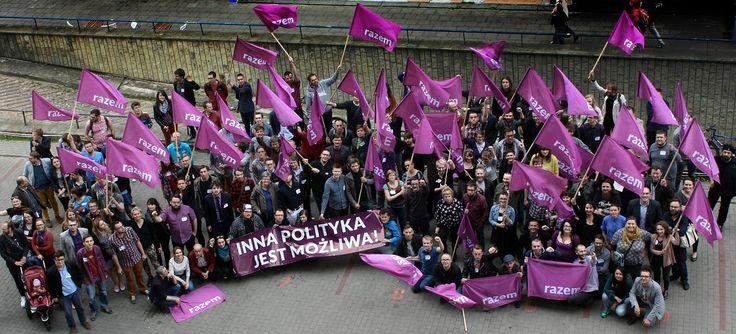 Naniesienie wszystkich przyjętych przez kongres poprawek chwilę nam zajęło - ale oto jest! Jedna z najbardziej wyczekiwanych premier sezonu - Deklaracja Programowa Razem.  http://partiarazem.pl/program/