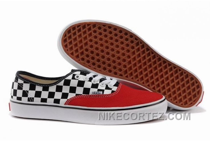 http://www.nikecortez.com/vans-authentic-red-black-white-checkerboard-mens-shoes-wnnds.html VANS AUTHENTIC RED BLACK WHITE CHECKERBOARD MENS SHOES WNNDS Only $74.00 , Free Shipping!