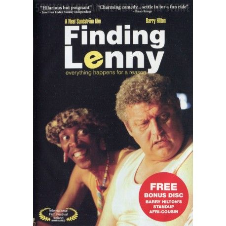 FINDING LENNY - Barry Hilton - South African Comedy Double DVD *New* - South African Memorabilia Store