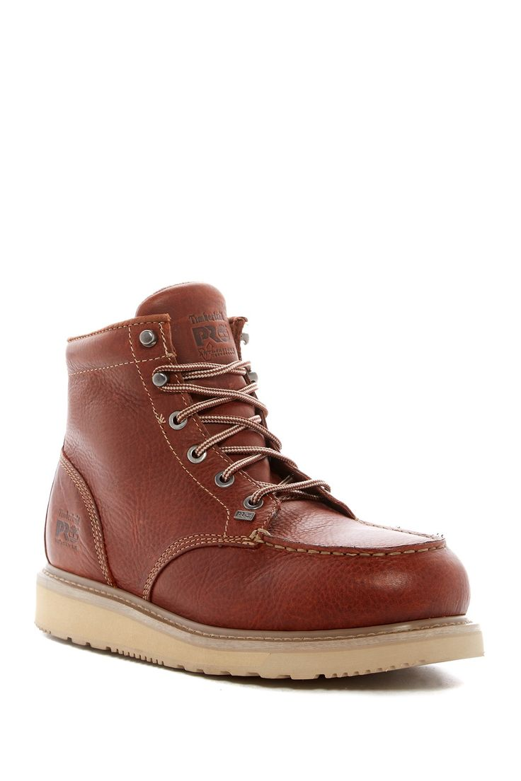 Barstow Wedge Safety Toe Boot