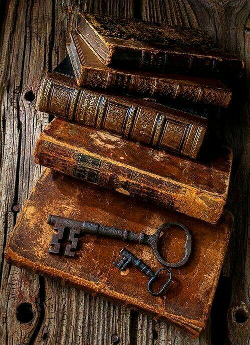 love old books
