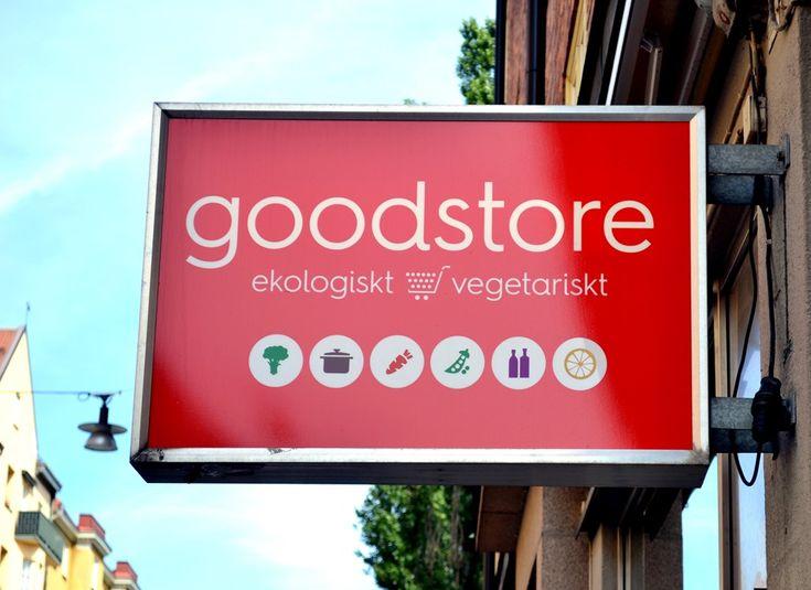 Vegan on Tour: Stockholm, Sweden