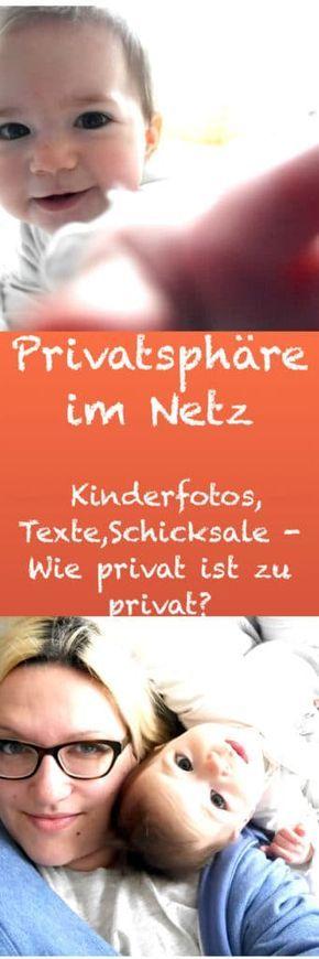 Privatsphäre im Netz - Wie privat ist zu privat? Fotos, Texte, Videos. Wo ist die Grenze des Privaten? #mamablog #elternblog #familienblog
