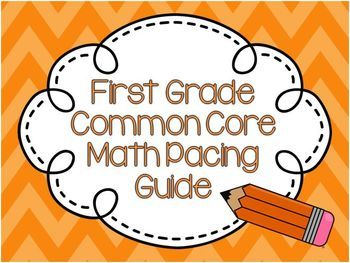 First Grade time saver ~ especially if you are new or are switching grades. I'm definitely using this!!