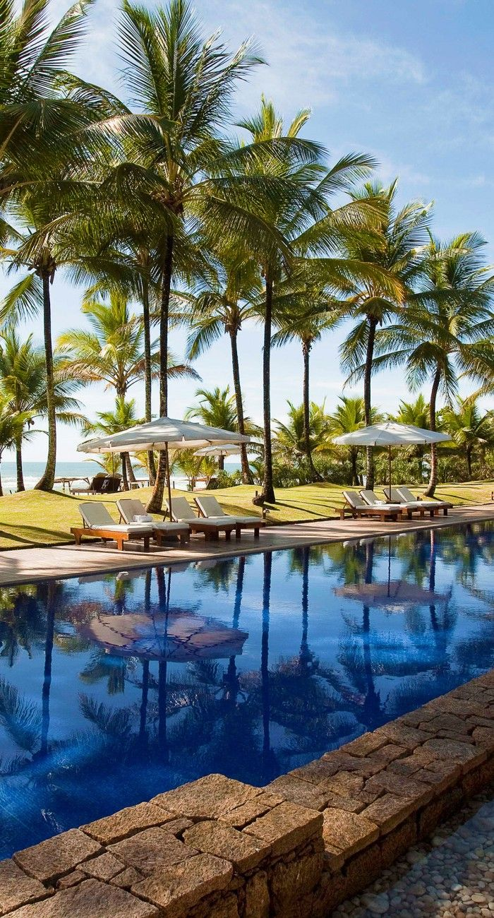 From its unspoilt beach and coconut groves to the jungle bungalows crafted with local bamboo and palm fronds, Txai Itacaré invites you to revel in the riches of Brazil's northern coast.