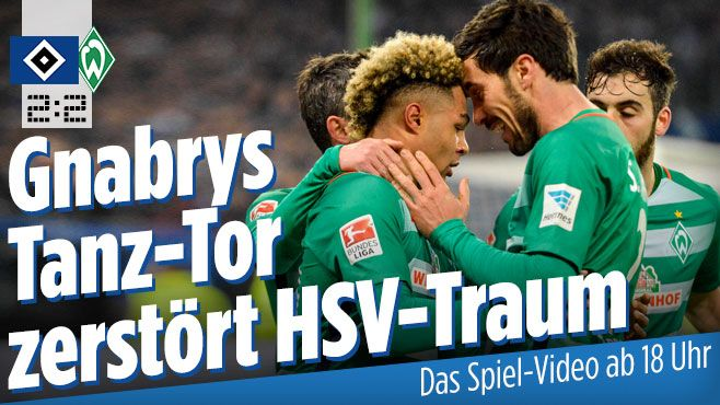 Werder - HSV Spielbericht