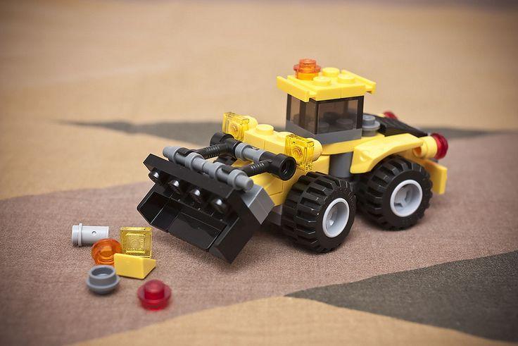LEGO Creator 5761 Mini-Digger 1 | by carlo_montoya